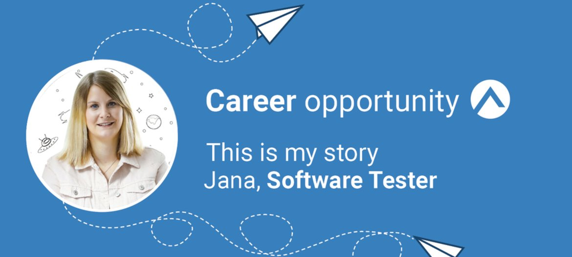 What the job of Software Tester is like at Adacta, with Jana