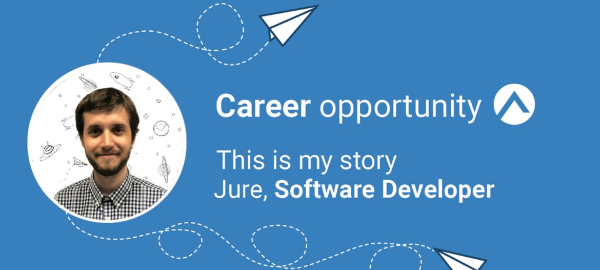 Jure, from QA Engineer to Software Developer